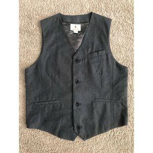Argyleculture Grey Suit Vest - XL
